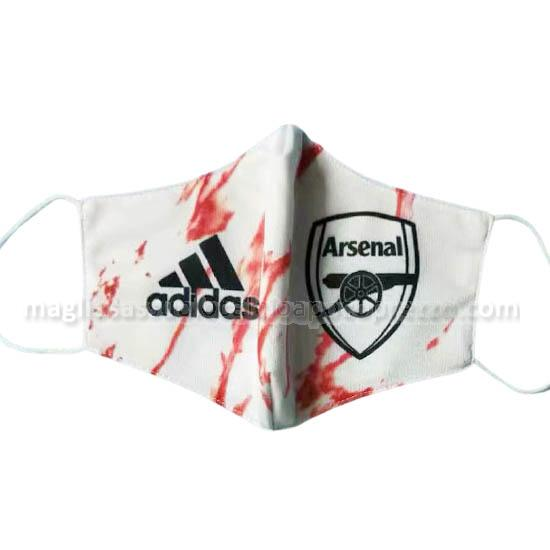 face masks arsenal seconda 2020-21