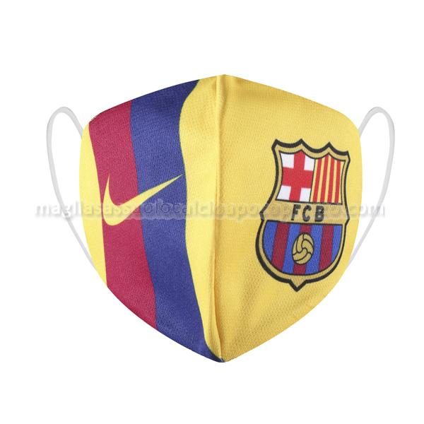 face masks fc barcelona seconda 2020