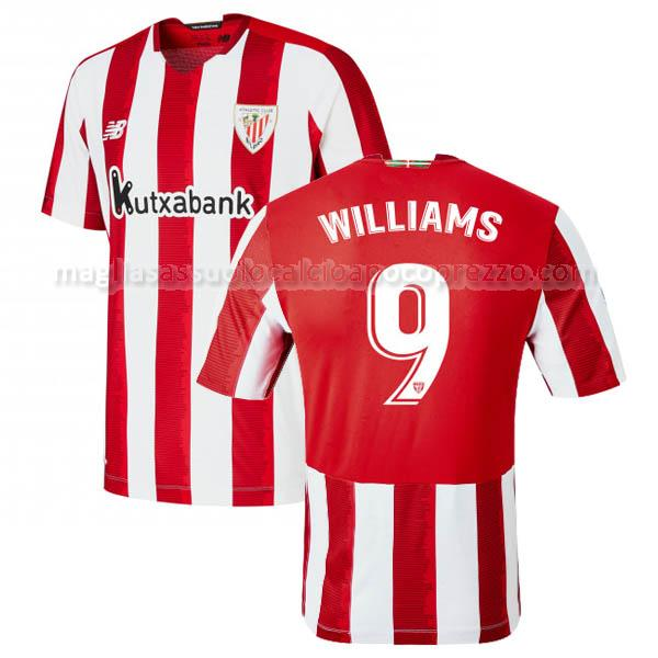 maglia williams athletic bilbao prima 2020-21